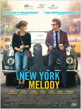 New York Melody poster