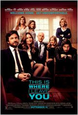 Regarder film This Is Where I Leave You streaming