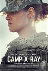 Camp X-Ray VOSTFR poster