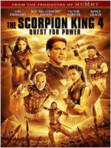 Le Roi Scorpion 4 - La qu�te du pouvoir 2015 poster
