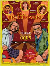 The Big Lebowski affiche