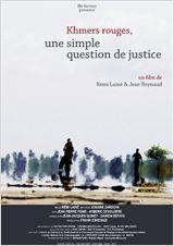 Khmers Rouges, une simple question de justice poster