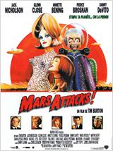 Mars Attacks ! affiche