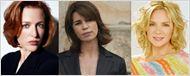 Gillian Anderson, Kim Cattrall et Valerie Kaprisky dans une mini-série !