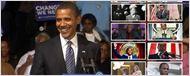 Yes they did! Les prédecesseurs de Barack Obama à l'écran