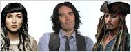 Russell Brand, entre Diablo Cody et Jack Sparrow ?