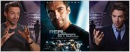 """Real Steel"" : Hugh Jackman et Shawn Levy au micro ! [SORTIE DVD]"