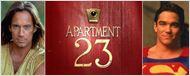 """Hercule et Superman visitent l'""""Apartment 23"""""""