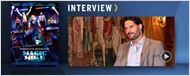 &quot;Magic Mike&quot;: Joe Manganiello au micro ! [VIDEO]