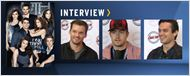 Interview: Le dernier adieu d&#39;Austin Nichols, Robert Buckley et Stephen Colletti aux &quot;Fr&#232;res Scott&quot; [VIDEO]