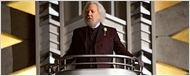 Donald Sutherland sur le tournage d&#39;&quot;Hunger Games 2&quot; ! [PHOTOS]