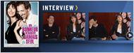 """""""Un bonheur n'arrive jamais seul"""" : interview-quiz avec Sophie Marceau et Gad Elmaleh ! [SORTIE DVD]"""