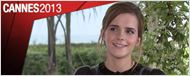 "Cannes 2013 : On a rencontré Emma Watson, star de ""The Bling Ring"" !"