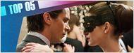 Top 5 des couples de super-héros [VIDEO]