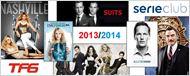 """En 2013/2014 sur serieclub et TF6 : """"Nashville"""", """"Blue Bloods"""", """"666 Park Avenue""""..."""