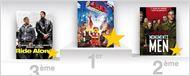 """Box-office US : les Lego plus fort que """"Là-haut"""" !"""