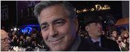 """""""Monuments Men"""" : Clooney, Dujardin et Matt Damon sur le tapis rouge parisien !"""