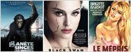 """""""Black Swan"""", """"La Planète des singes : les origines"""" : votre programme télé du 7 au 13 avril !"""