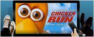 "Ce soir à la télé : on mate ""Edge of tomorrow"" et ""Chicken Run"""