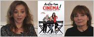 """Arrête ton cinéma : """"C'est toujours drôle les films sur le cinéma"""" pour Diane Kurys et Sylvie Testud"""
