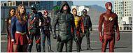 Arrow, Flash, Supergirl… 20 héros réunis dans une scène du super cross-over