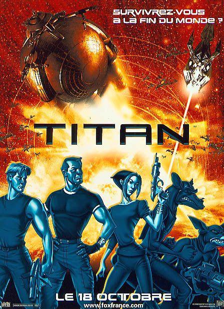 Titan A.E. en Streaming