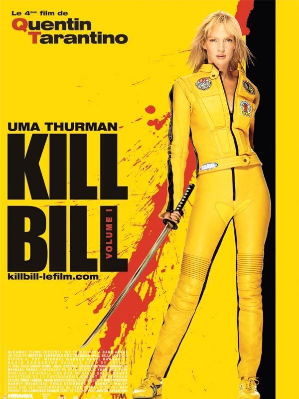 Kill Bill Volume 1 en streaming