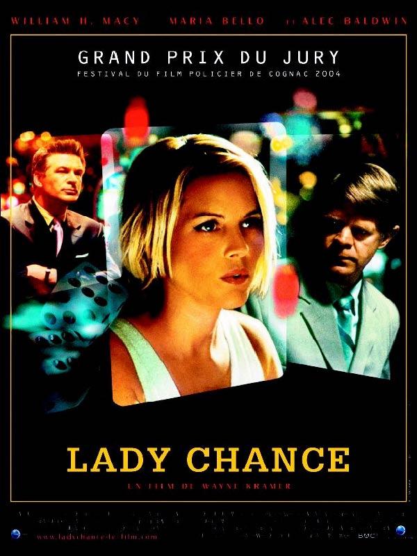 Lady chance affiche