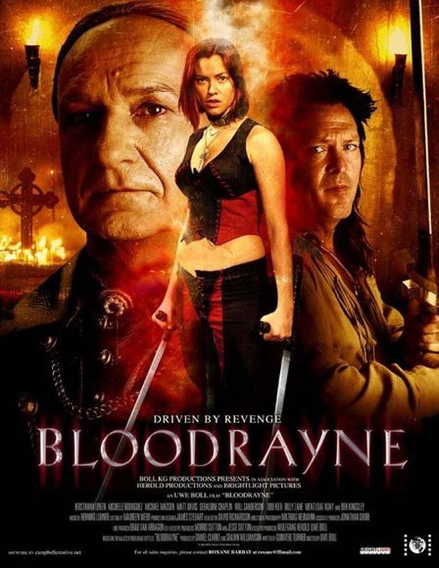BloodRayne en Streaming