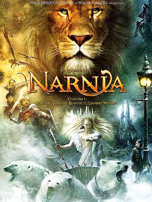 Le monde de Narnia: chapitre 1 : Le lion, la sorcière blanche et l'armoire magique