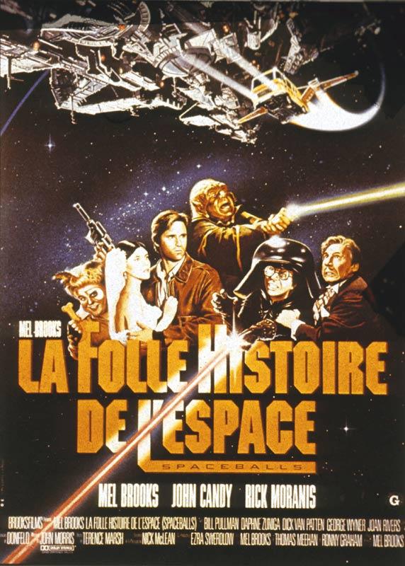 La Folle Histoire de l'espace en streaming