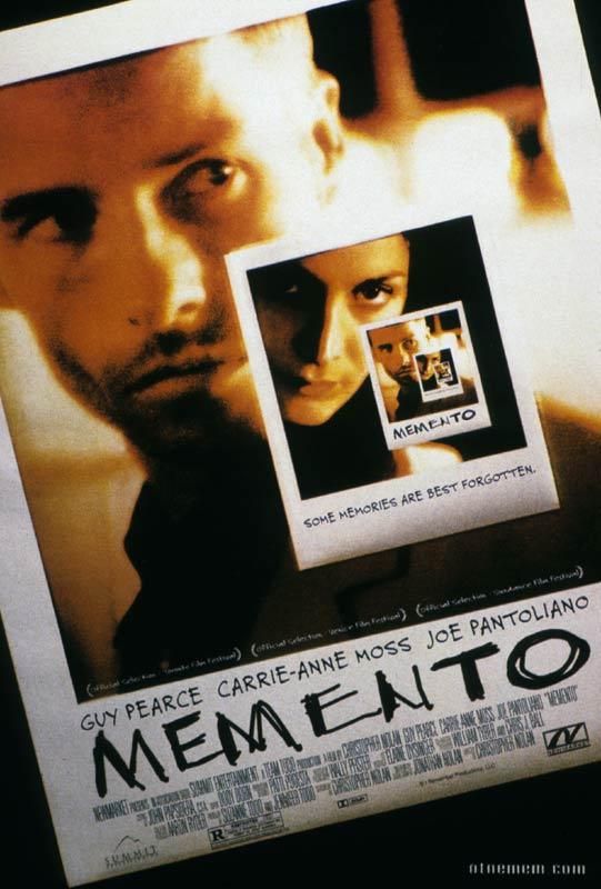 Download Memento FRENCH Poster