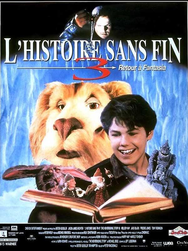 Download L'Histoire sans fin 3, retour à Fantasia FRENCH Poster