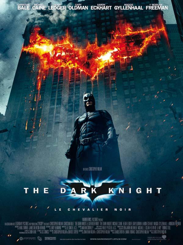 Batman The Dark Knight, Le Chevalier Noir