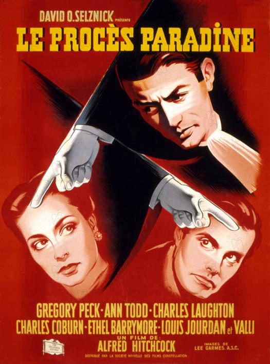Le Procès Paradine VOSTFR DVDRIP 1947