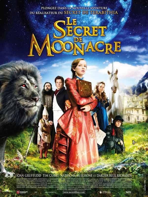 Download Le Secret de Moonacre FRENCH Poster