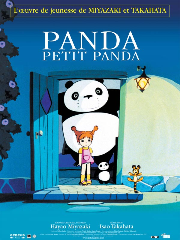 Panda Petit Panda en Streaming