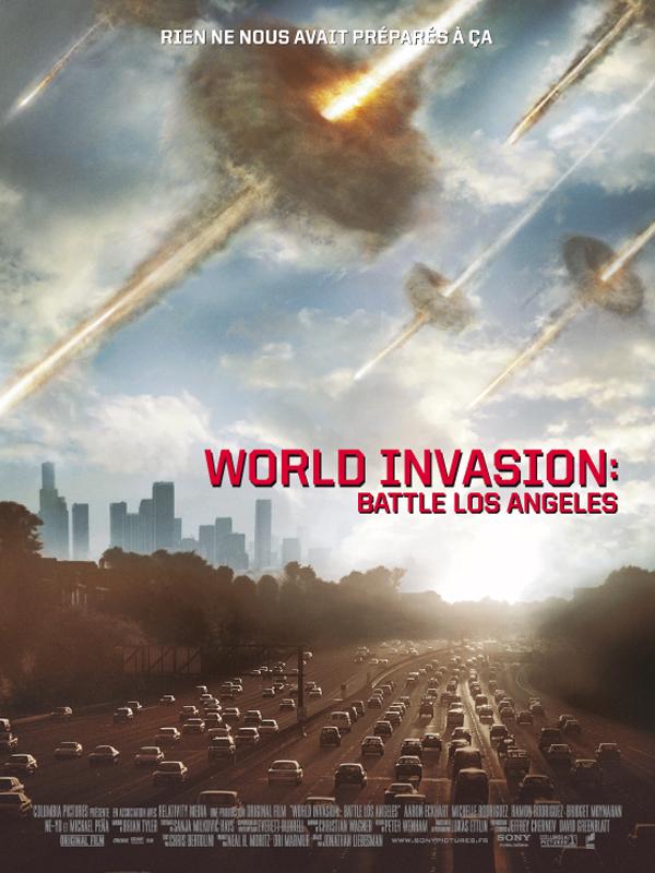 World Invasion : Battle Los Angeles en streaming