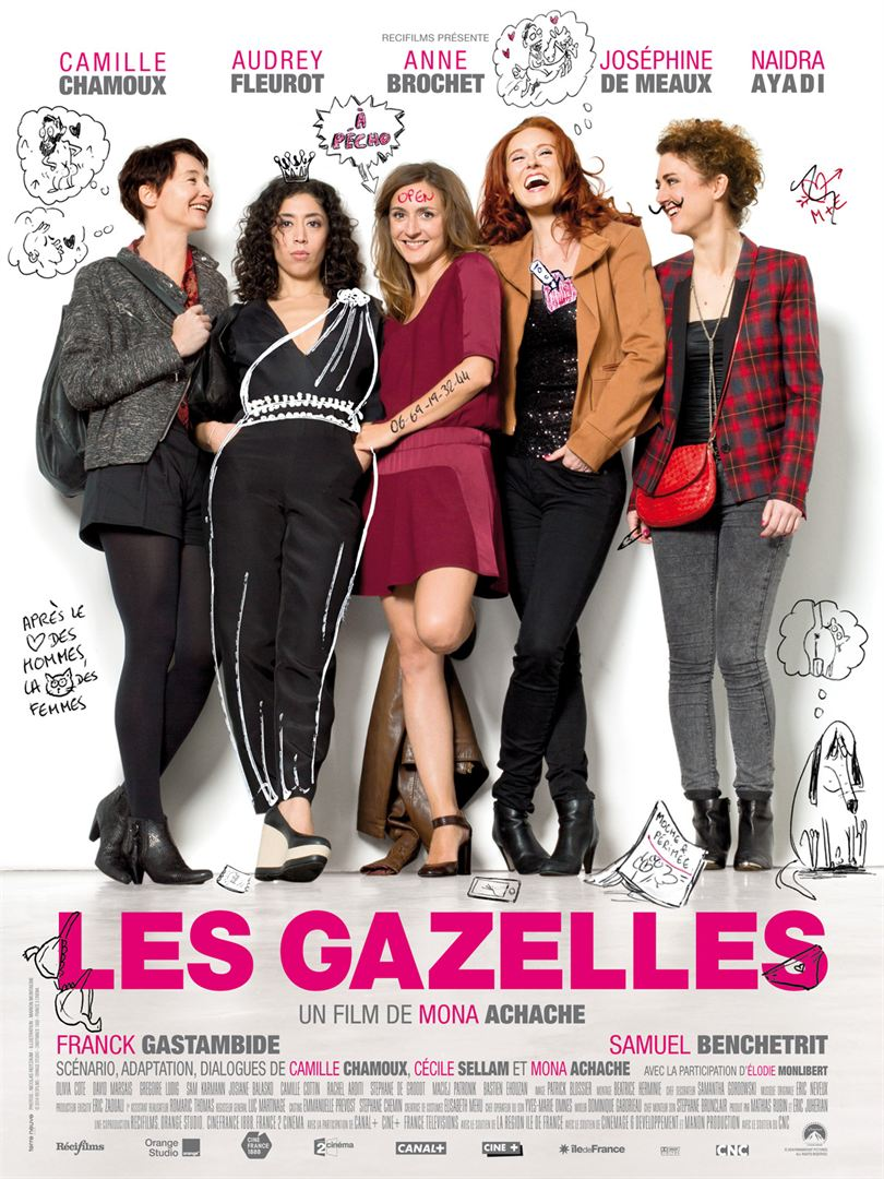 Les Gazelles FRENCH DVDRIP 2014