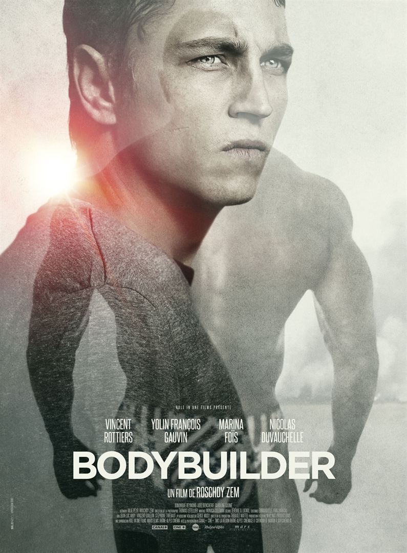 Bodybuilder en streaming