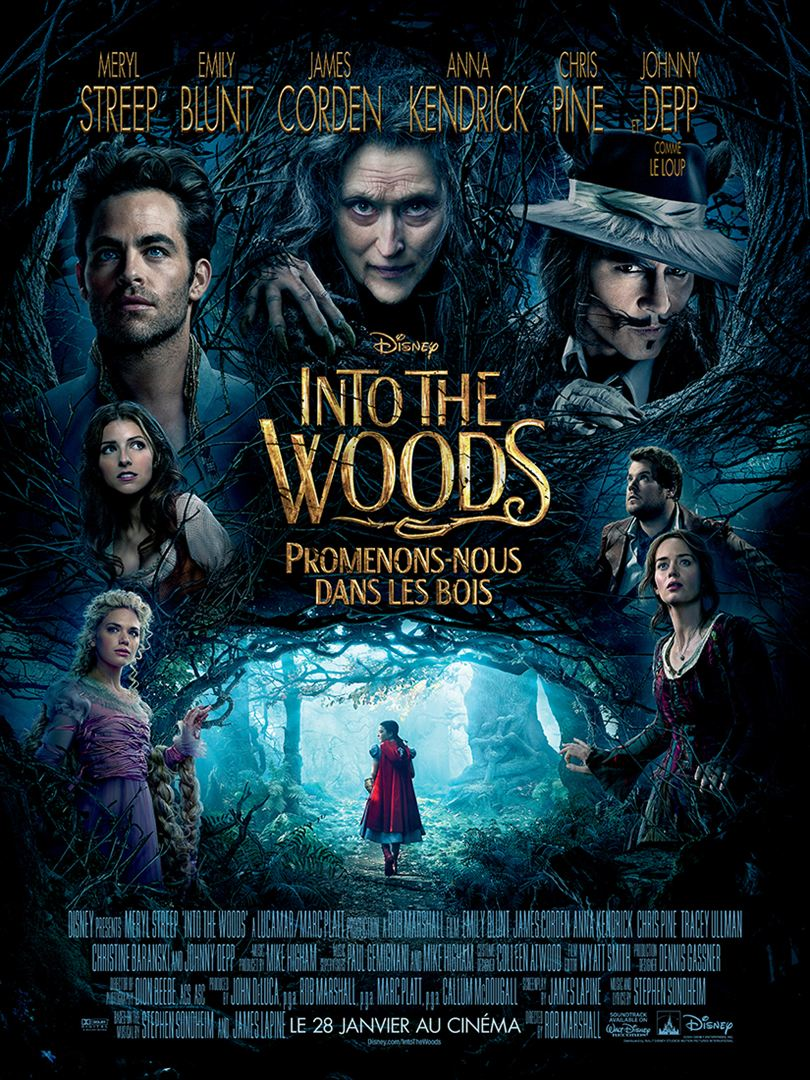 INTO THE WOODS en streaming uptobox