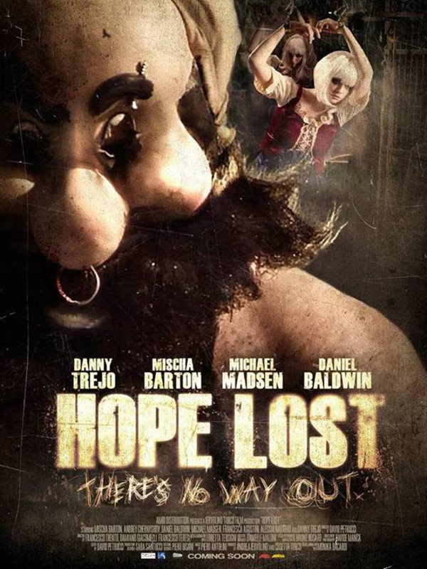 Hope Lost Multilingue 1080p BluRay 2016