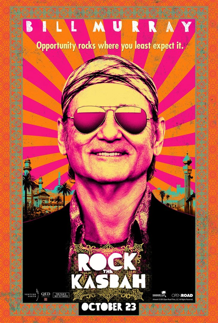 Rock The Kasbah en streaming