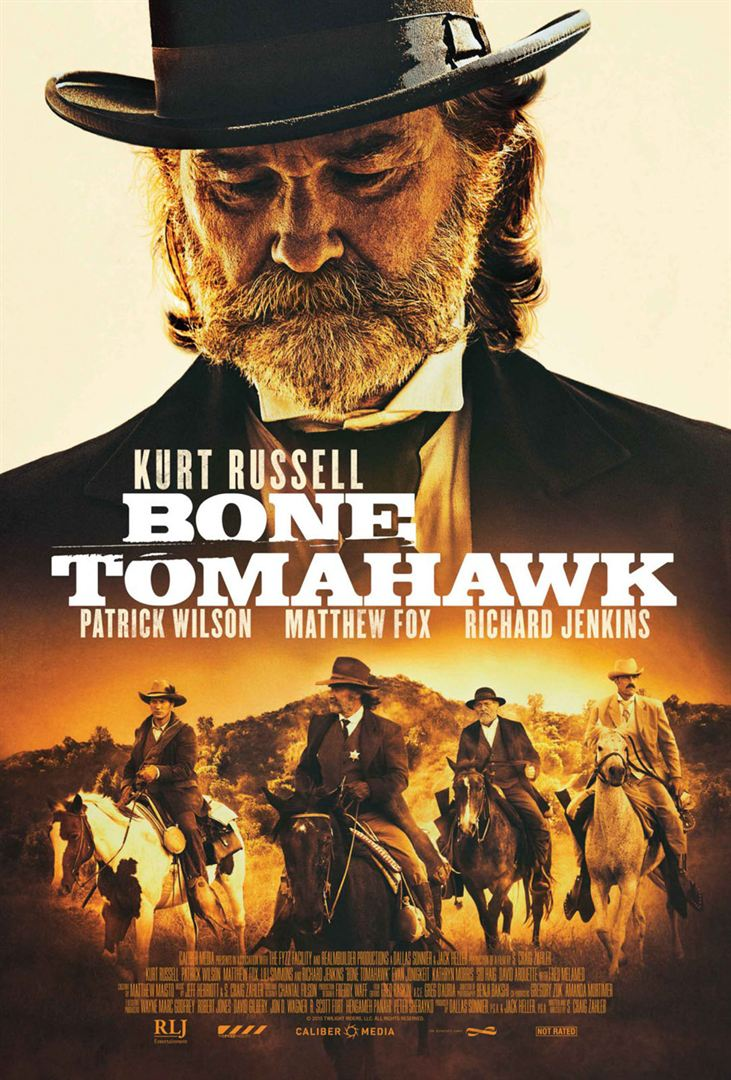 Bone Tomahawk en streaming