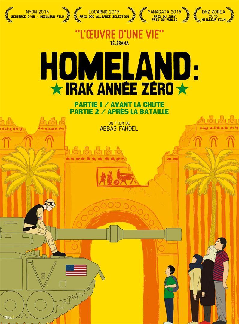Homeland: Irak année zéro – partie 1 / Avant la chute
