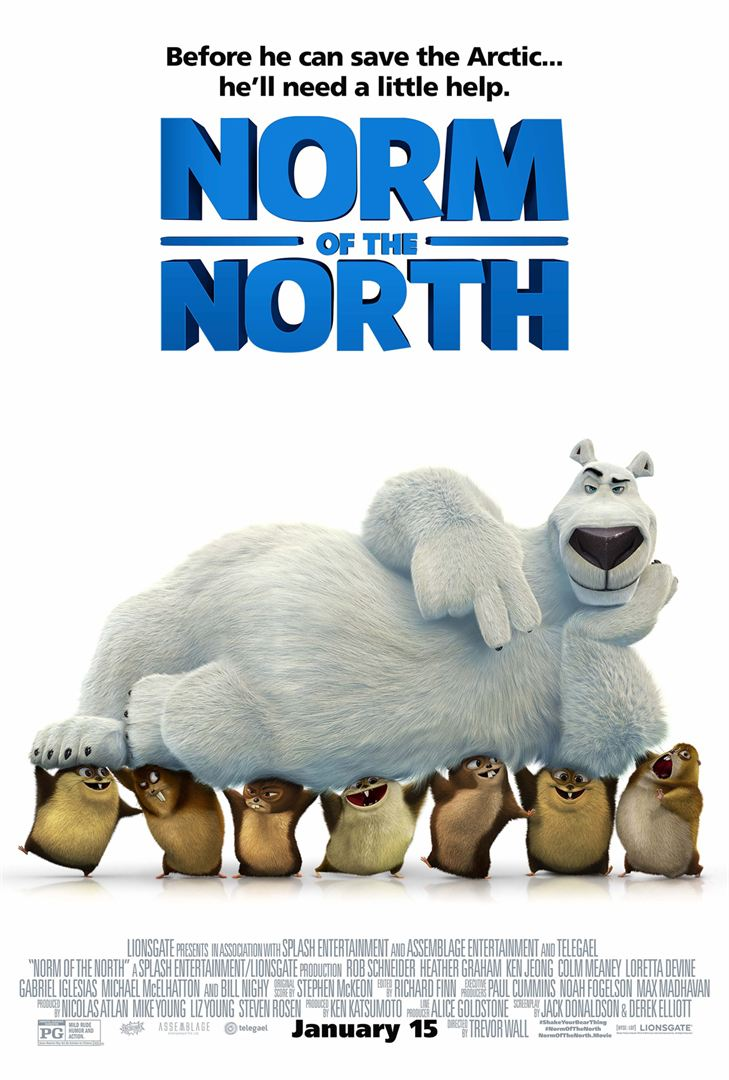 Norm FRENCH 1080p BluRay 2016