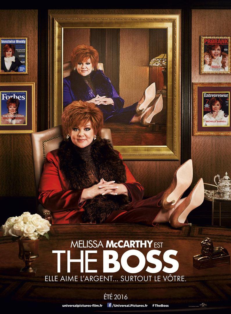 The Boss en Streaming