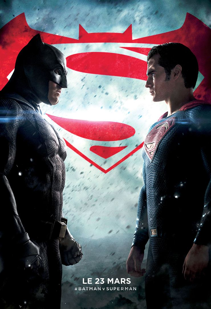 BATMAN V SUPERMAN : L'AUBE DE LA JUSTICE – VF –