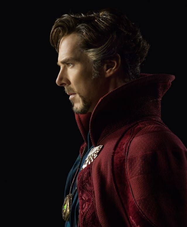 screen Doctor Strange