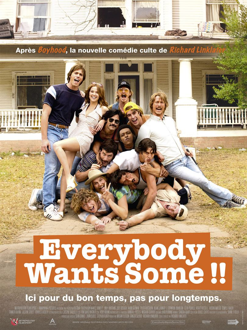 Everybody Wants Some !! en streaming uptobox